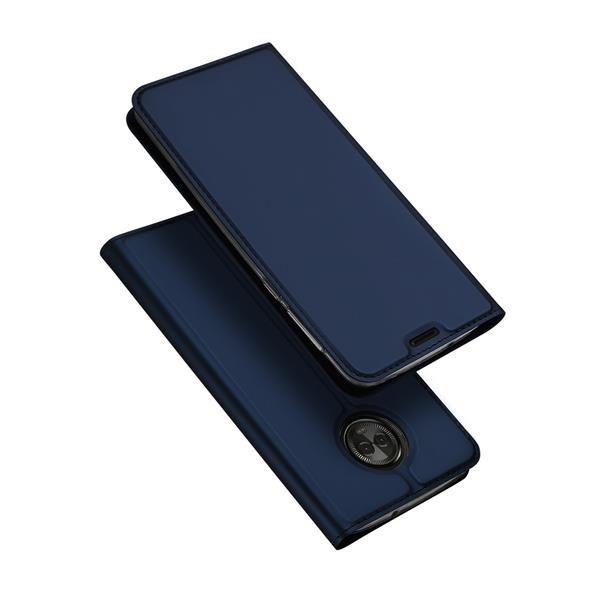 Migliori cover Motorola Moto G6: Custodia a portafoglio Dux Ducis