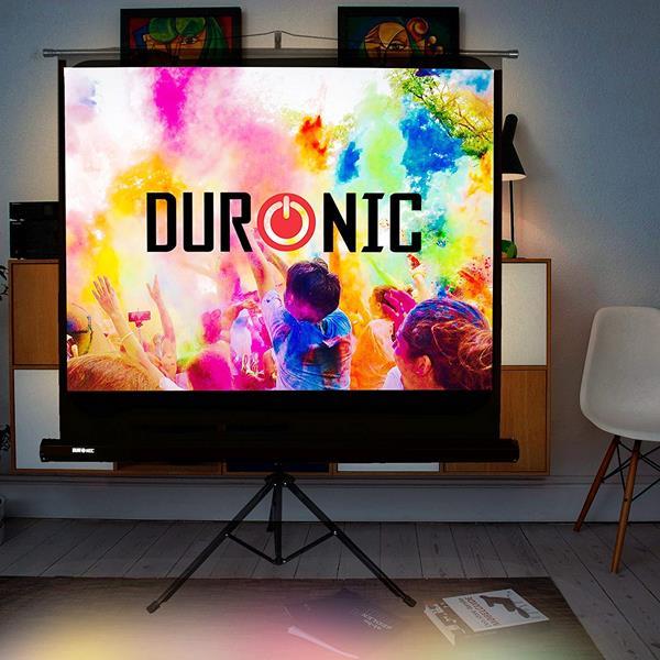 Migliori teli per proiettori: Duronic TPS86/43