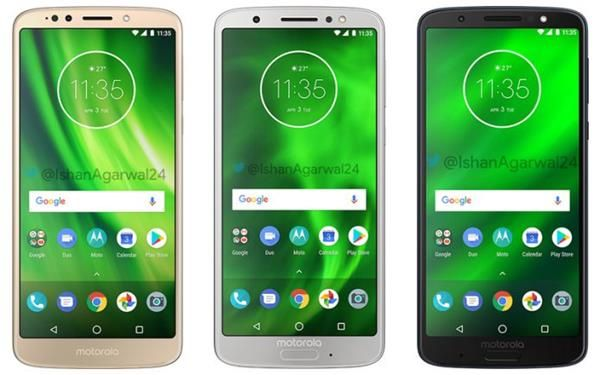 Hard Reset Motorola Moto G6, G6 Plus e G6 Play