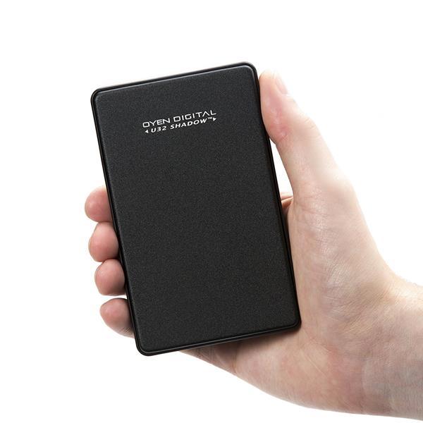 Migliori Hard Disk esterni: Oyen Digital U32 Shadow