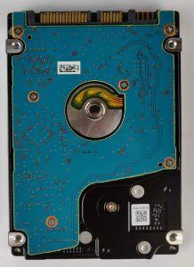 Toshiba L200 - scheda logica