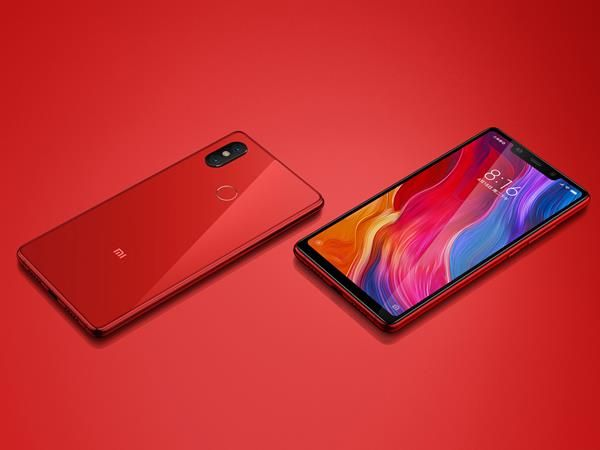 Confronto Xiaomi Mi 8: Display