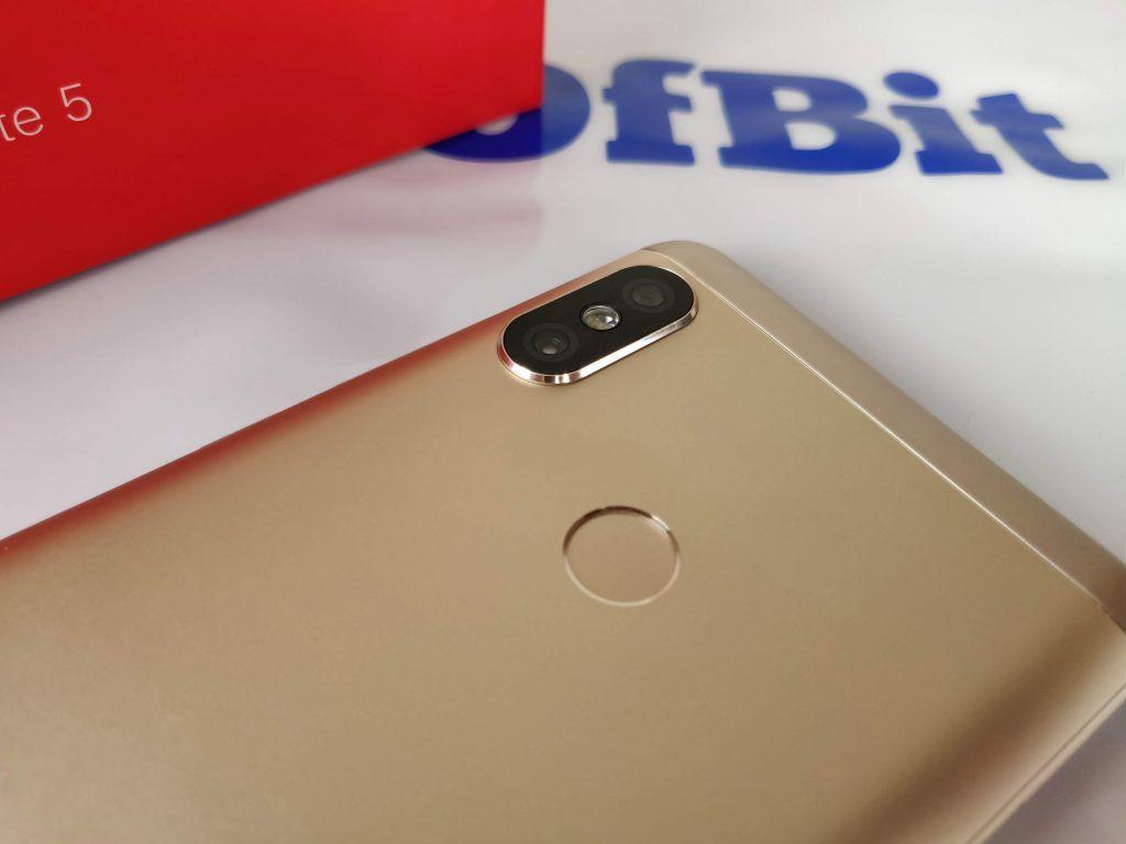 Xiaomi Redmi Note 5 doppia fotocamera
