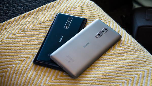 Caratteristiche tecniche Nokia 8