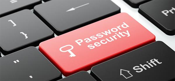 Proteggere password online