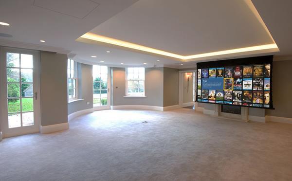 Teli da proiezione per Home Cinema
