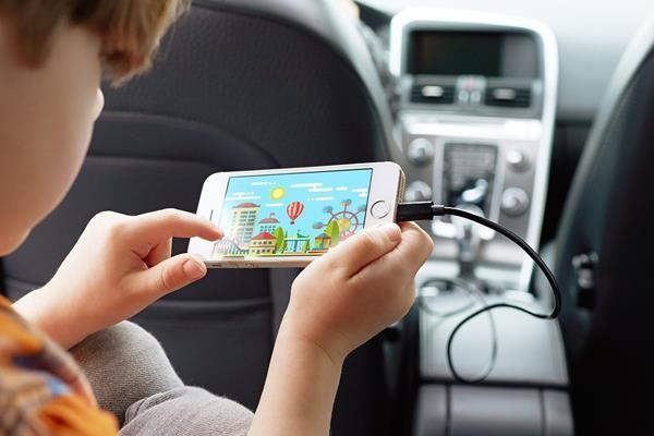 Caratteristiche tecniche caricabatterie auto Samsung Galaxy Note 9