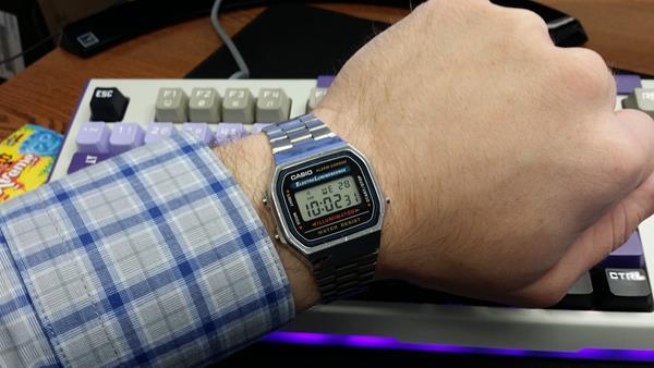 Gli orologi stile retrò