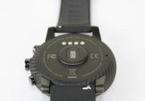 Amazfit Stratos - sensore per battito cardiaco