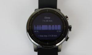 Amazfit Stratos - sonno