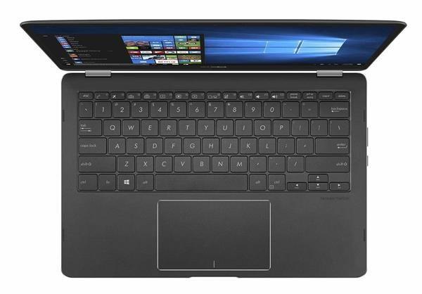 Migliori laptop 2018: Asus ZenBook Flip