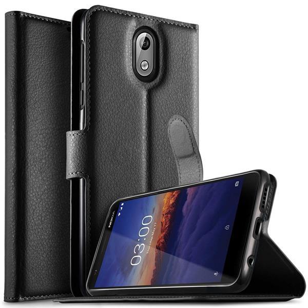 Migliori cover Nokia 3.1: Custodia KuGi a portafoglio