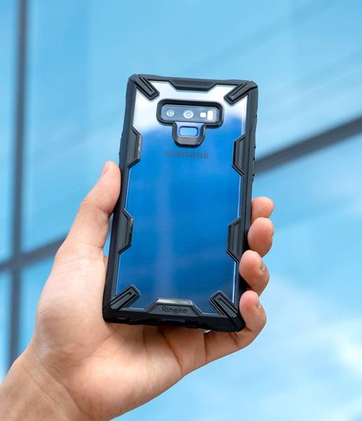 Migliori cover Samsung Galaxy Note 9: Custodia Ringke Fusion-X