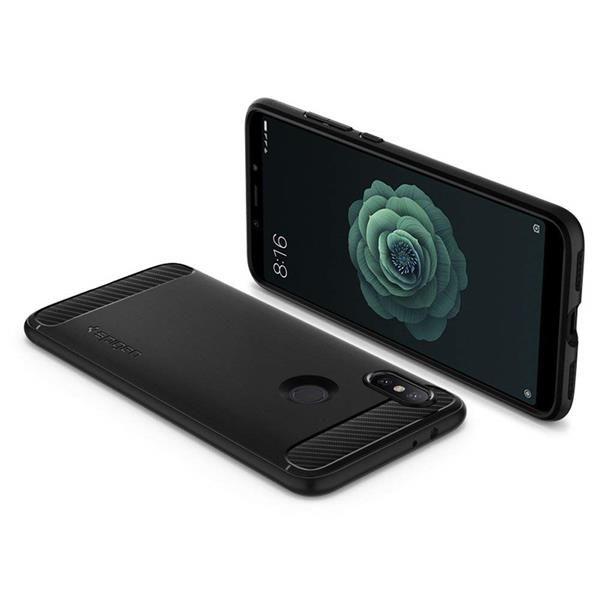 Migliori cover Xiaomi Mi A2: Custodia Spigen con tecnologia di protezione Edge