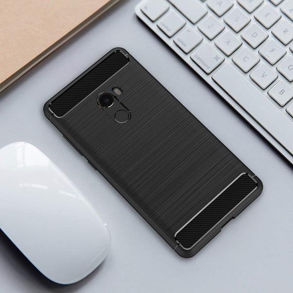 Migliori cover Xiaomi Mi Mix 2 e Mi Mix 2s: Custodia VGUARD in fibra di carbonio