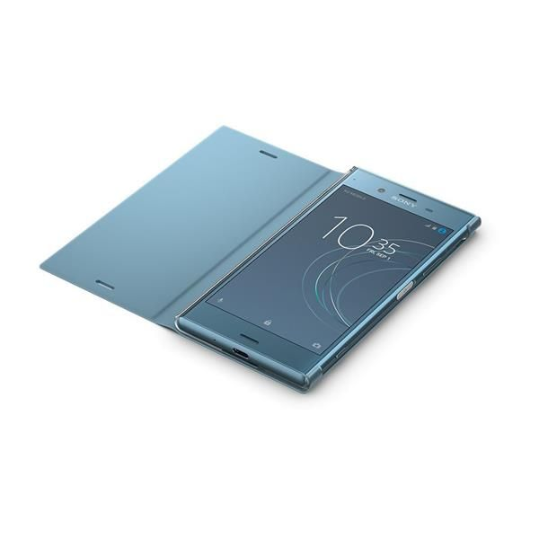 Migliori cover Sony Xperia XZ1: Custodia a libro Sony SCSG50
