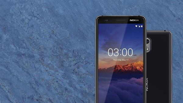 Migliori smartphone con Android One: Nokia 3.1