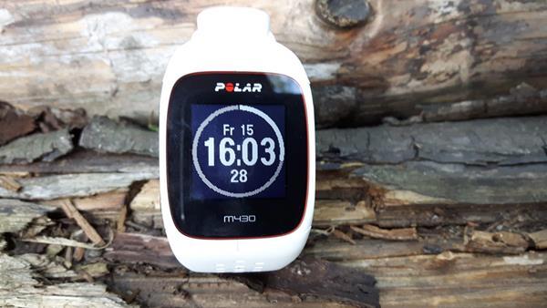 Migliori orologi per runner del 2018: Polar M430