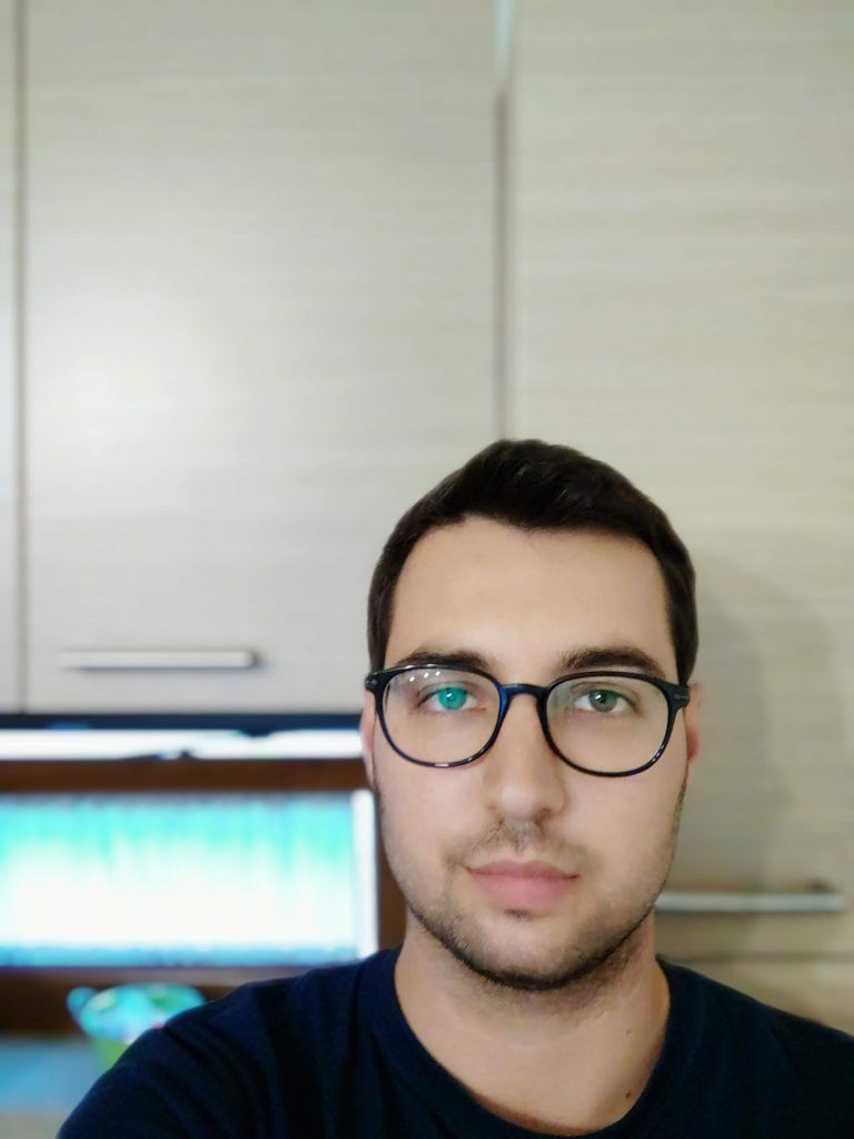 Recensione Xiaomi Mi Mix 2S selfie