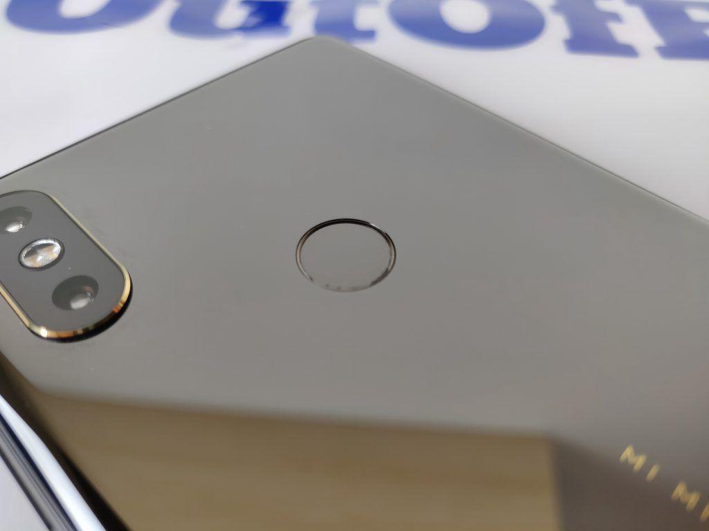 Recensione Xiaomi Mi Mix 2S sensore impronte