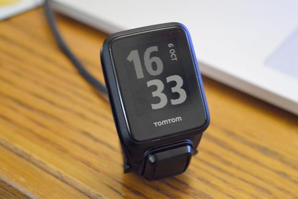 Migliori smartwatch per Apple: TomTom Spark 3