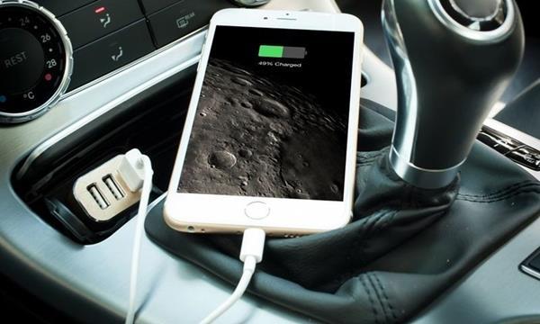 Migliori caricabatterie auto Samsung Galaxy Note 9