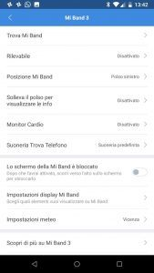 Xiaomi Mi Band 3 app 4