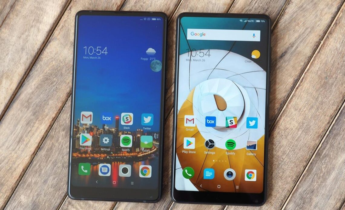 cover Xiaomi Mi Mix 2 e Mi Mix 2s