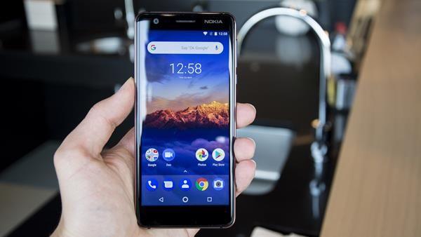 Caratteristiche tecniche Nokia 3.1