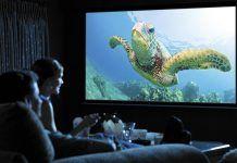 Migliori teli per vedere film e TV a casa