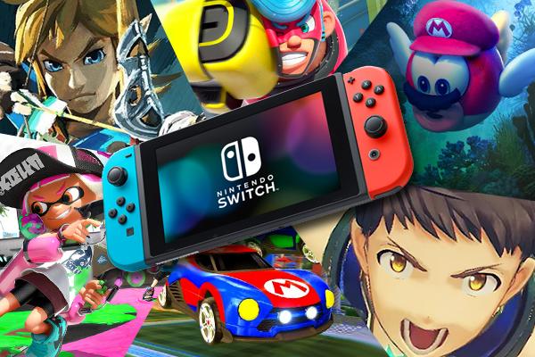 Migliori giochi esclusivi per Nintendo Switch
