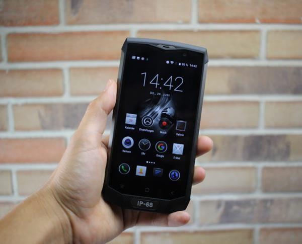 Migliori rugged smartphone: Blackview BV8000 Pro