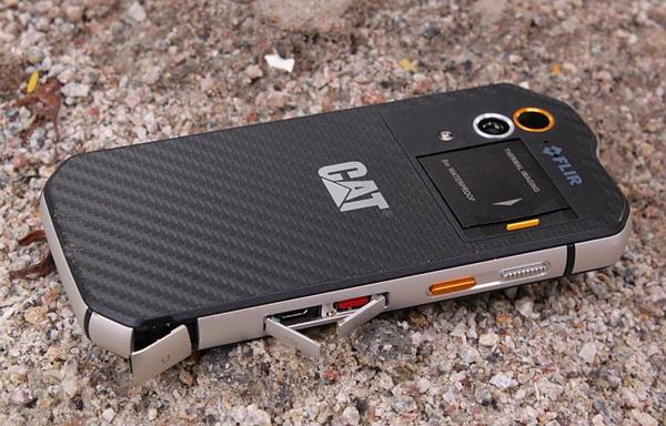 Migliori rugged smartphone: Cat S60