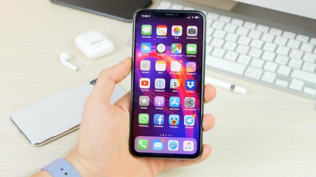 Come fare screenshot con iPhone XS Max