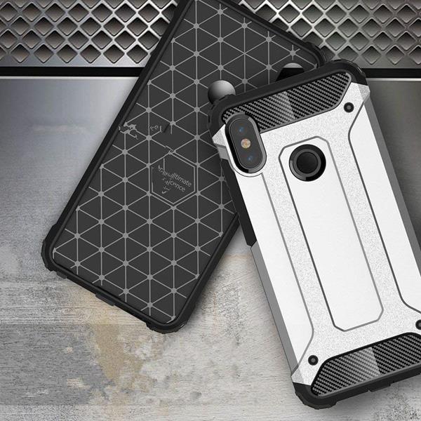 Miigliori cover Xiaomi Redmi S2: Custodia HDOMI in PC e TPU doppio strato