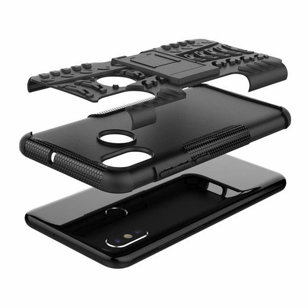 Migliori cover Xiaomi Mi 8: Custodia JFSH con armatura a doppio strato