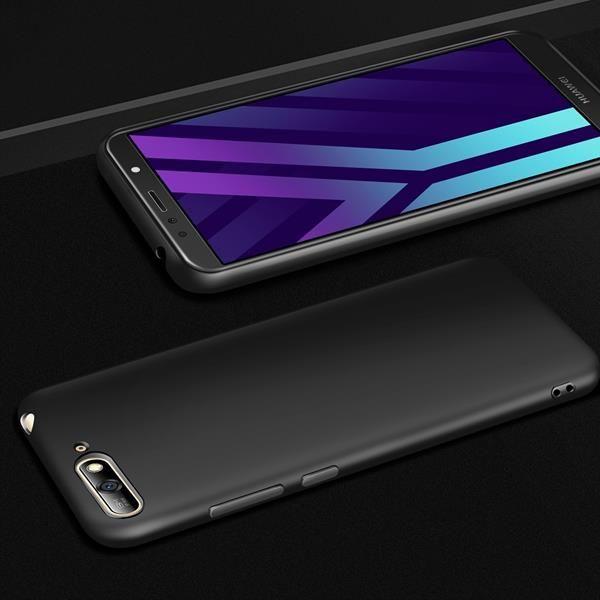 Migliori cover Huawei Y6: Custodia Leathlux in silicone ultraleggero