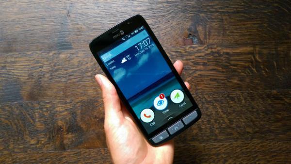 3 migliori smartphone per anziani: Doro Liberto 825