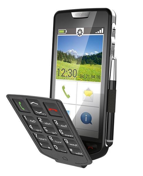 3 migliori smartphone per anziani: Emporia Smart