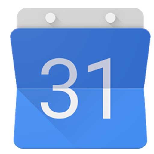 Il logo di Google Calendar