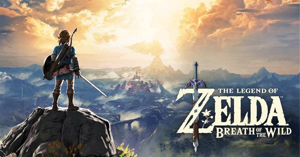 Migliori giochi esclusivi per Nintendo Switch: Legend of Zelda Breath of the Wild