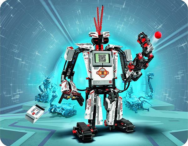 Kit robotica per bambini: Lego Mindstorms