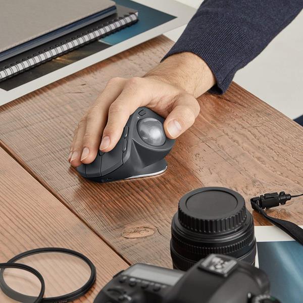 Migliori mouse con trackball: Logitech MX ERGO