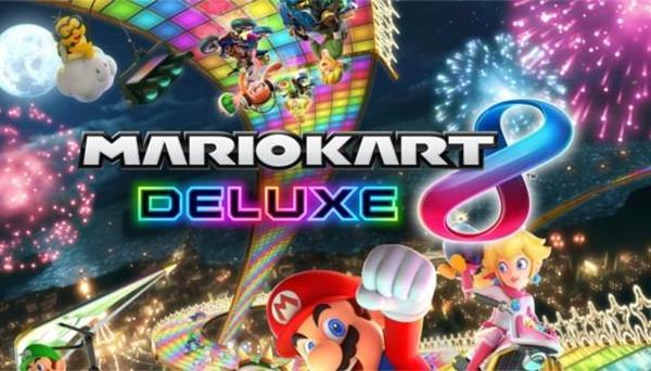 Migliori giochi esclusivi per Nintendo Switch: Mario Kart 8 Deluxe (Copy)
