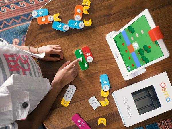 Migliori kit di codifica per bambini: Osmo Coding Set