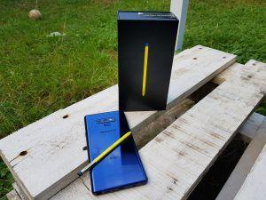 Samsung Galaxy Note 9 miglior phablet da regalare a natale