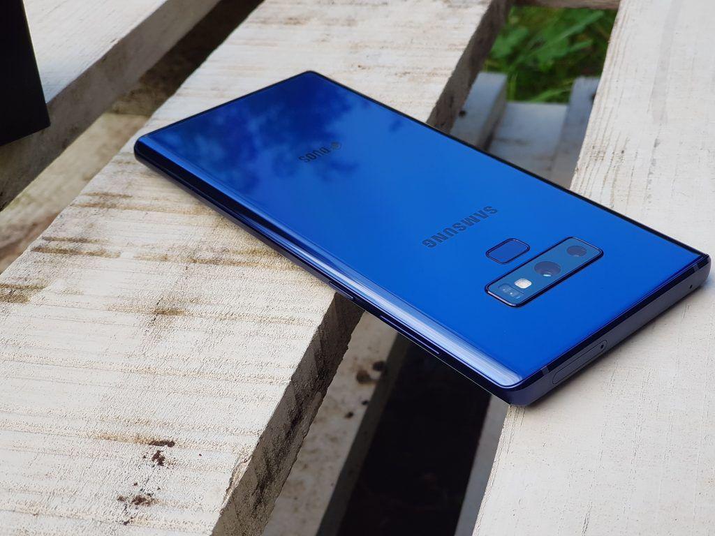 Recensione Samsung Galaxy Note 9 fotocamera