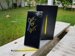 Recensione Samsung Galaxy Note 9 outofbit