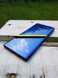 Recensione Samsung Galaxy Note 9 retro
