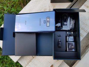 Recensione Samsung Galaxy Note 9 scatola